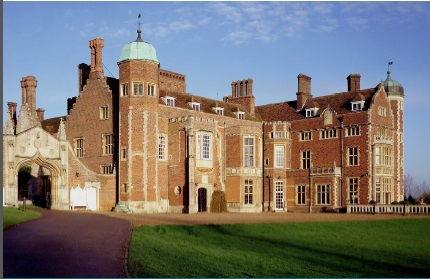 Madingley Hall Cambridge