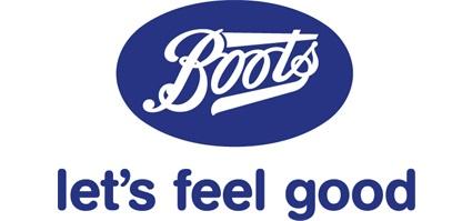 Boots Feel Good logo